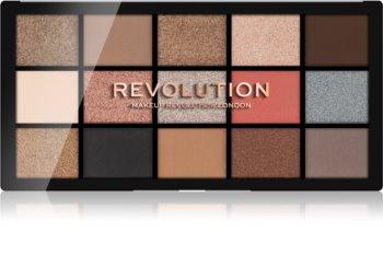 Makeup Revolution Reloaded παλέτα με σκιές ματιών