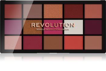Makeup Revolution Reloaded paleta očních stínů