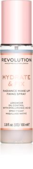 Makeup Revolution Hydrate & Fix fixator make-up