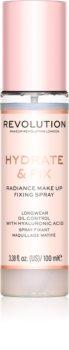 Makeup Revolution Hydrate & Fix Foundation Fixierspray