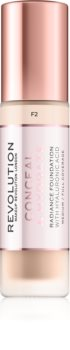 Makeup Revolution Conceal & Hydrate Lightweight Tinted Moisturizer