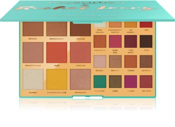 Makeup Revolution Rachel Leary Ultimate Goddess Palette for Face and Eyes