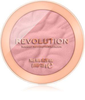 Makeup Revolution Reloaded blush longue tenue
