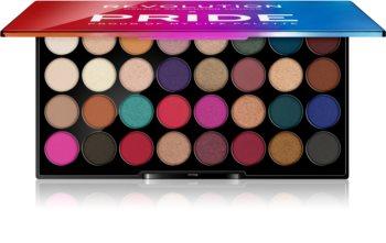 Makeup Revolution Pride paletă cu farduri de ochi