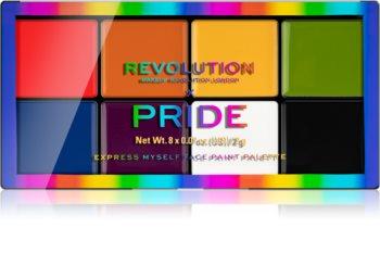 Makeup Revolution Pride produit multifonctionnel lèvres et visage