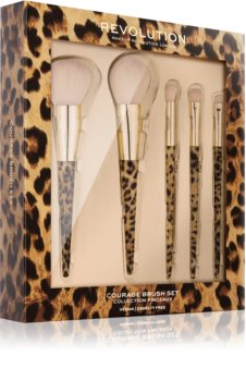 Makeup Revolution Wild Animal Pinselset Courage