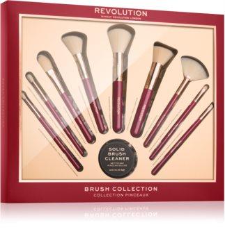 Makeup Revolution Brush Collection набір щіточок для макіяжу