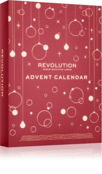Makeup Revolution Advent Calendar 2019 adventní kalendář