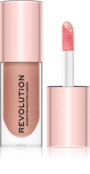 Makeup Revolution Pout Bomb Lipgloss für mehr Volumen mit hohem Glanz