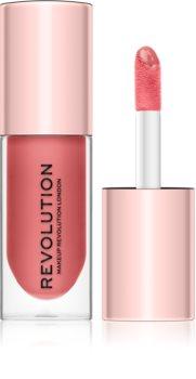 Makeup Revolution Pout Bomb lesk na rty pro větší objem s vysokým leskem