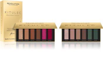 Makeup Revolution X Kitulec Blend Kit set dekorativne kozmetike