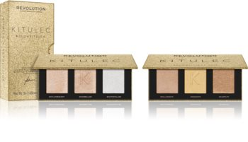 Makeup Revolution X Kitulec Glow Kit set cosmetice decorative (pentru o piele mai luminoasa)