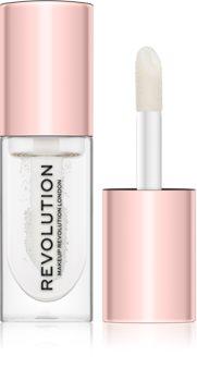 Makeup Revolution Pout Bomb gloss para um volume extra com alto brilho