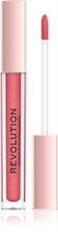 Makeup Revolution Lip Vinyl rouge à lèvres liquide pour une brillance éclatante