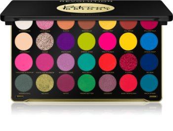 Makeup Revolution X Patricia Bright palette di ombretti