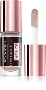 Makeup Revolution Infinite krycí korektor pro redukci nedokonalostí