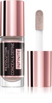 Makeup Revolution Infinite correcteur couvrant qui réduit les imperfections