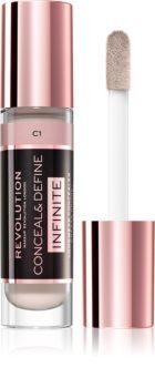 Makeup Revolution Infinite correcteur couvrant qui réduit les imperfections grand format