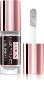 Makeup Revolution Infinite покриващ коректор за намаляване на несъвършенствата
