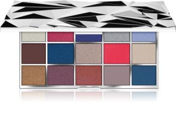 Makeup Revolution Glass Mirror Lidschatten-Palette