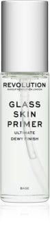 Makeup Revolution Glass aufhellender Make-up Primer