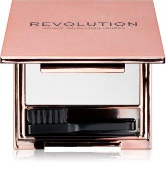 Makeup Revolution Soap Styler tuhé mýdlo na obočí