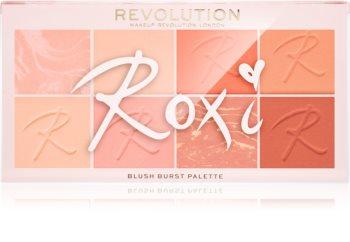 Makeup Revolution X Roxxsaurus paleta tvářenek