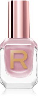 Makeup Revolution High Gloss jól fedő körömlakk magasfényű