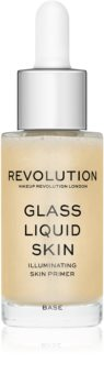 Makeup Revolution Glass fényesítő hatású arcszérum
