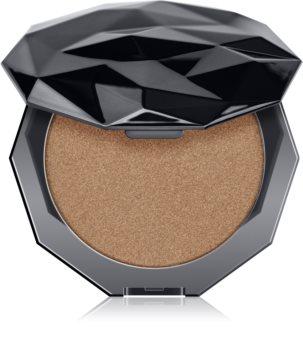 Makeup Revolution Glass Black Ice rozjasňovač