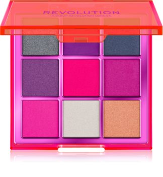 Makeup Revolution Viva Neon szemhéjfesték paletta