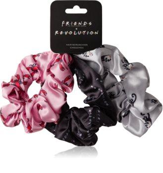 Makeup Revolution X Friends gumičky do vlasů