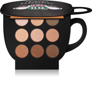 Makeup Revolution X Friends палитра за лице