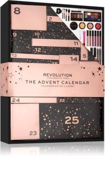 Makeup Revolution Advent Calendar Calendar de Crăciun (pentru femei)
