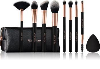 Makeup Revolution Brush Collection σετ δώρου (για γυναίκες)