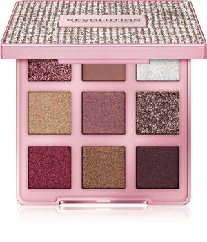 Makeup Revolution Precious Glamour palette de fards à paupières