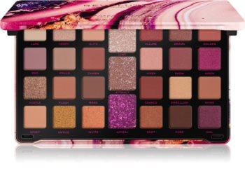 Makeup Revolution Forever Limitless paletă cu farduri de ochi