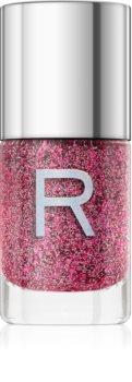 Makeup Revolution Glitter Crush mieniący się lakier do paznokci