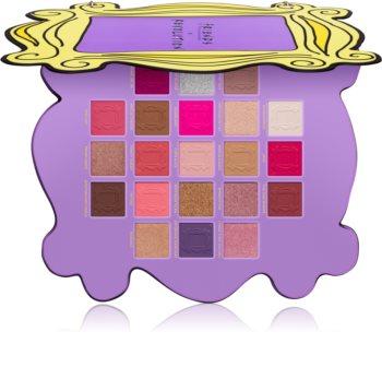 Makeup Revolution X Friends Open the Door paleta očních stínů