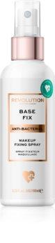 Makeup Revolution Base Fix фон дьо тен фиксатор с антибактериална добавка
