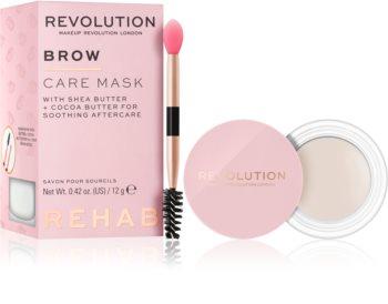 Makeup Revolution Rehab Maske til øjenbryn