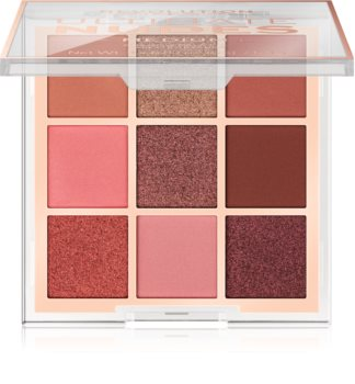 Makeup Revolution Ultimate Nudes paleta cieni do powiek