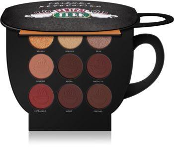 Makeup Revolution X Friends Grab A Cup paletka na tvář