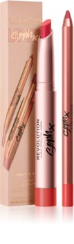 Makeup Revolution Soph X Lip Kit crayon contour lèvres avec baume