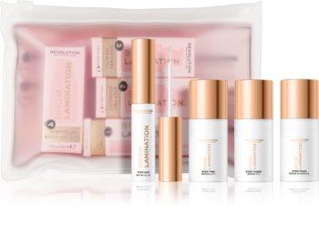 Makeup Revolution Laminate Brow Szemöldökformázó készlet