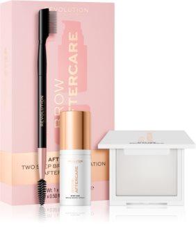 Makeup Revolution Brow Lamination Aftercare & Grow set pentru aranjarea sprâncenelor