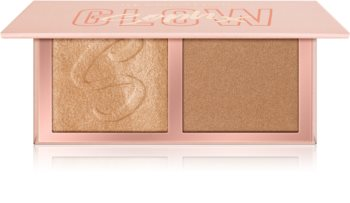 Makeup Revolution Soph X Face Duo highlight paletta