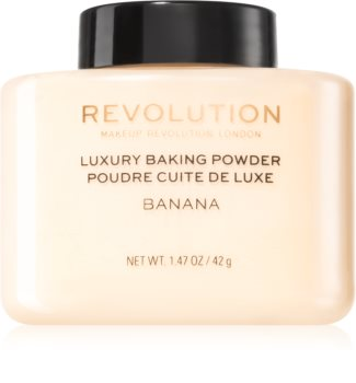 Makeup Revolution Baking Powder poudre libre matifiante