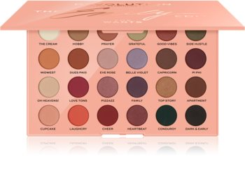 Makeup Revolution The Emily Edit The Wants Eyeshadow Palette