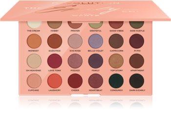 Makeup Revolution The Emily Edit The Wants paletă cu farduri de ochi
